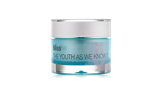 bliss anti aging night cream