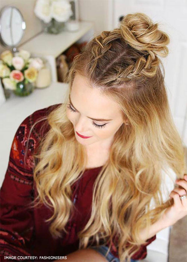 9 Gorgeous Hairstyles That You Can Make By Yourself