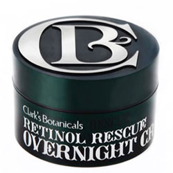 Clark's Retinol Rescue Overnight Cream