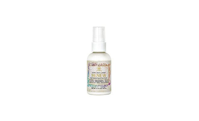 era organics age defense face eye cream