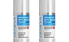Geneva Naturals Advanced Anti-Aging Cream Review : Ingredients, Side Effects, Detailed Review And More