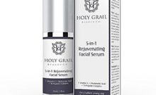Grail Beauty Co 5 in 1 Rejuvenating Facial Serum Review: Should You Buy This rejuvenating-serum