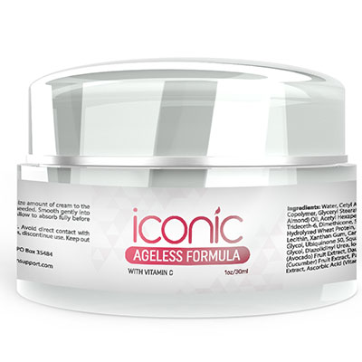 iconic ageless cream review