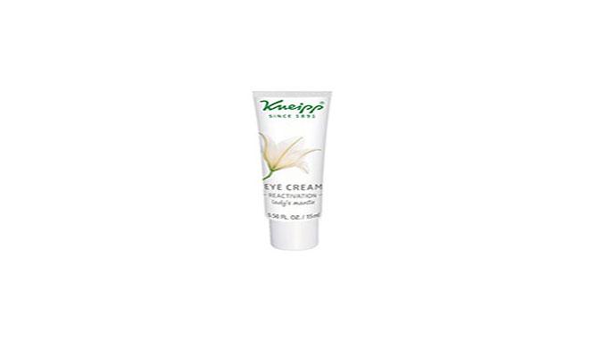 kneipp eye cream