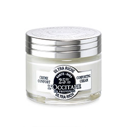 Loccitane Shea Butter Ultra Rich Cream