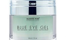 Majestic Pure Blue Eye Gel Review : Ingredients, Side Effects, Detailed Review And More