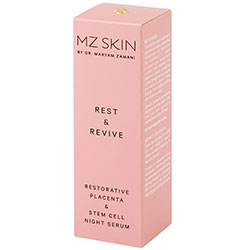 mz skin rest & revive night serum