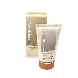 neutriderm skin whitening creme