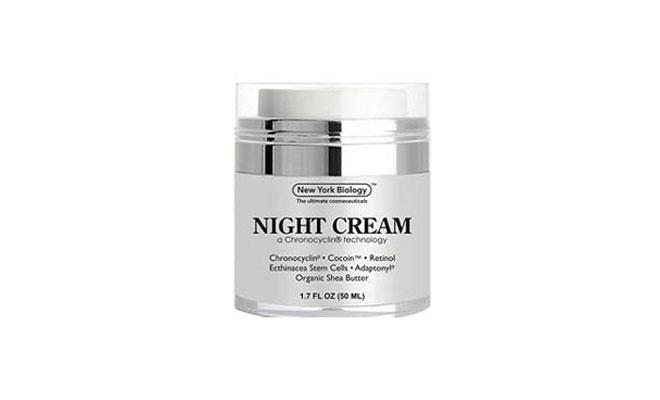 new york biology night cream
