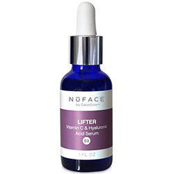 nuface lifter vitamin c serum