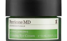 Perricone MD Hypoallergenic Firming Eye Cream Review: Ingredients, Side Effects, Customer Reviews And More.