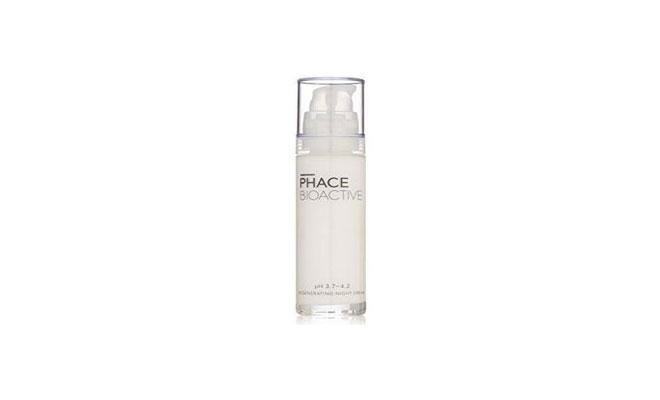 phace bioactive night cream