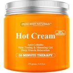 Pure Body Naturals Hot Cream for Cellulite Review