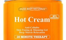 Pure Body Naturals Hot Cream for Cellulite Review : Ingredients, Side Effects, Detailed Review And More.