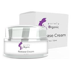 purely organic release cream