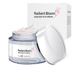 radiant bloon ageless eye cream