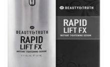 Beauty & Truth Rapid Lift FX Instant Tightening Serum Review: Ingredients, Side Effects, Detailed Review And More.