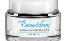 Renewiderm anti aging revitalizer Review: Is This anti aging cream Safe To Use?