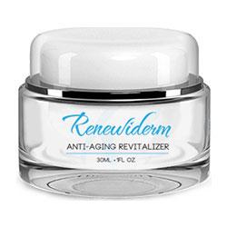 renewiderm anti aging cream