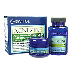 Revitol Acnezine Acne Treatment Cream Reviews Does It Work