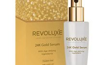 Revoluxe 24K Gold Serum Review: Ingredients, Side Effects, Detailed Reviews And More.