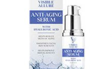 Visible Allure Anti Aging Serum Review : Ingredients, Side Effects, Detailed Review And More
