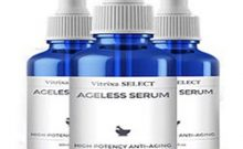 Vitrixa Select Ageless Serum Review : Ingredients, Side Effects, Detailed Review And More
