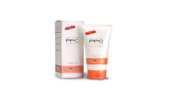 active ppc anti cellulite cream