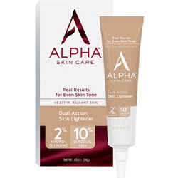 Alpha Dual Action Skin Lightener
