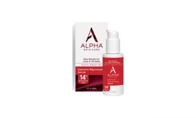 Alpha Skin Care Intensive Rejuvenating Serum Review: Ingredients, Side Effects, Customer Reviews And More.