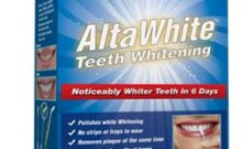 Alta White Tooth Whitener Review : Ingredients, Side Effects, Detailed Review And More