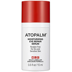 atopalm moisturizing eye serum