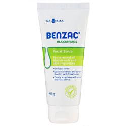Benzac Blackheads Facial Scrub