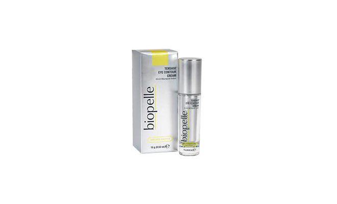 biopelle tensage radiance eye cream