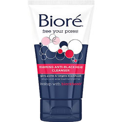Biore Warming Anti Blackhead