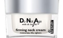 Dr. Brandt Do Not Age Firming Neck Cream Review: Ingredients, Side Effects, Detailed Review And More.