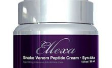 Ellexa Snake Venom Peptide Cream Review: Ingredients, Side Effects, Customer Reviews And More.
