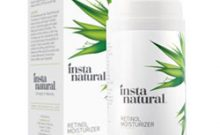 InstaNatural Retinol Moisturizer Anti Aging Cream Review : Ingredients, Side Effects, Detailed Review And More.