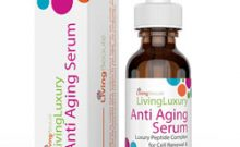 LivingBeaute Anti-Aging Serum Review:Ingredients, Side Effects, Detailed Review And More.
