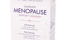 Nature's Bounty Optimal Solutions Menopause Support Review: Ingredients, Side Effects, Customer Reviews And More.