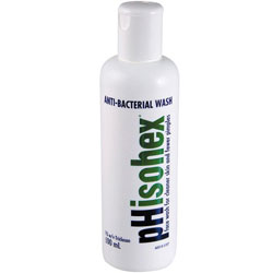pHisohex Anti-Bacterial Face Wash