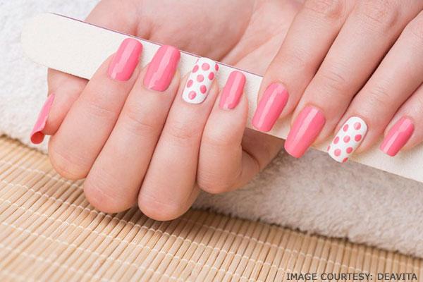 pink-polka-dot-nail-designs