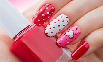 30 Cool Polka Dot Nail Art You Must Try To Style To Your Nails