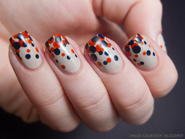 polka-dots-in-overlapping-nail-designs