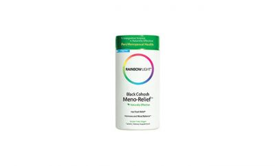 Rainbow Light Black Cohosh Meno-Relief Review: Ingredients, Side Effects, Customer Reviews And More.