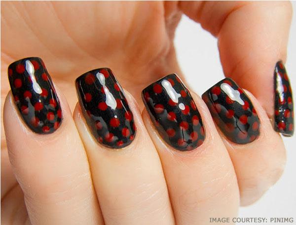 red-hot-polka-dot-nails