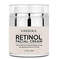Vassoul Retinol Moisturizer Cream
