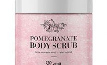 Venu Pomegranate Body Scrub Review : Ingredients, Side Effects, Detailed Review And More
