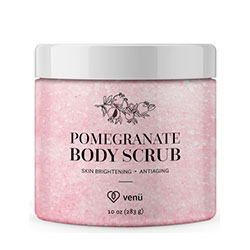 Venu Pomegranate Body Scrub
