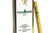 Nuvega Lash Revitalisation Serum Reviews